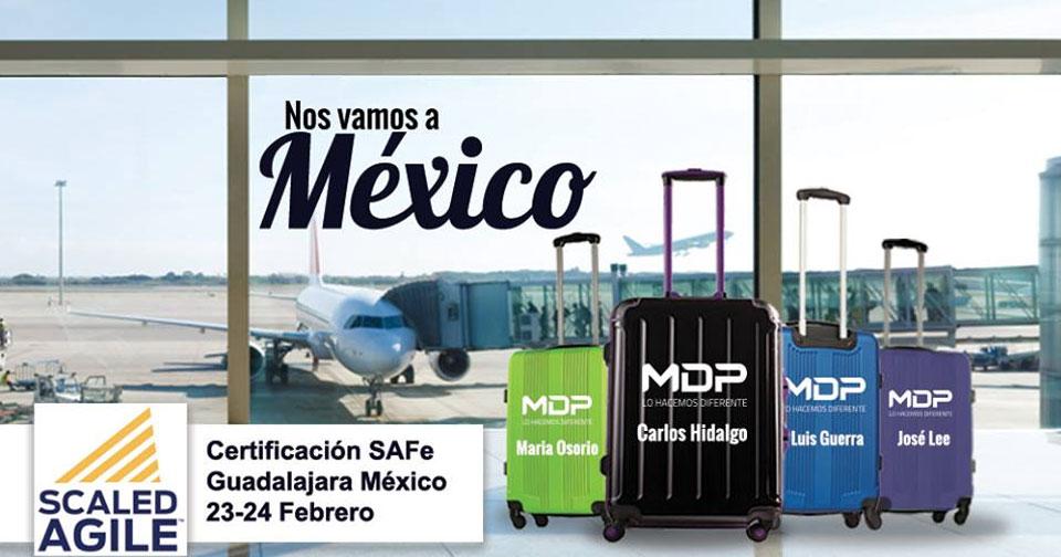 Viaje a México SAFe
